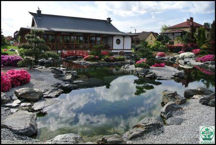 Ogród Japoński Pisarzowice Herbaciarnia